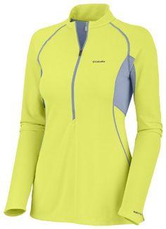 Columbia Sportswear Bug Shield Sporty 1/2 Zip « Shirt Add