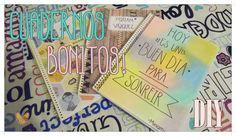 Decora tus cuadernos (DIY) | Miriam Vaez