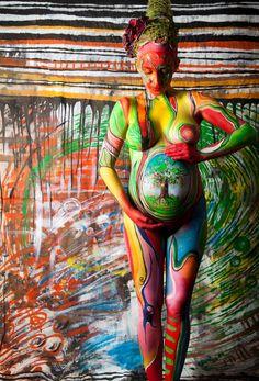 More on http://www.facebook.com/marian.folga.bodypainting