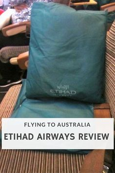 Flying to Australia with Etihad Economy Class: A review.