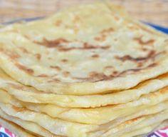 Msemens marokkanische Pfannkuchen