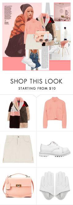 """""""Happy New 2016 Year !!"""" by margarita-m-a ❤ liked on Polyvore featuring Rebecca Minkoff, Issa, Jeffrey Campbell, Balenciaga and Linda Farrow"""