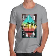 Florida Palm Men's T-Shirt