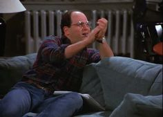 george costanza's funny take on the baby prince