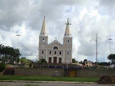 Ceará Mirim - RN - Igreja Matriz de Nossa Senhora da Conceição