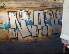 NAV Via @soyons_scred _______________________ #madstylers #graffiti #graff  #style #ghetto #summer #sprayart #graffitiart