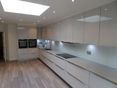 Best line n handleless nobilia kitchens images handleless