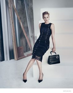 Jennifer Lawrence - BE DIOR Campaign