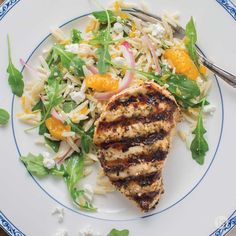 This simple Citrus Herb marinade gives chicken a ton of flavor. Weeknight Meals, Easy Meals, Herb Chicken Recipes, Tastefully Simple Recipes, Tasty Dishes, Grilling, Simple Style, Food, Dinner Ideas