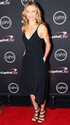 Best Red Carpet Fashions at the 2014 ESPY Awards - Cameron Diaz from #InStyle