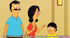 When she actively did exactly what you do every time you are in public: | Community Post: 16 Times Linda Belcher Understood You Almost Too Well