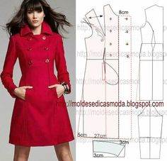 Fashion molds for Measure Sewing Dress, Dress Sewing Patterns, Sewing Clothes, Clothing Patterns, Barbie Clothes, Fashion Sewing, Diy Fashion, Costura Fashion, Diy Kleidung