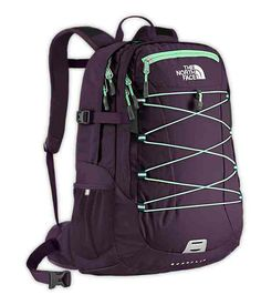 199dba3348540 My backpack for high school North Face Borealis