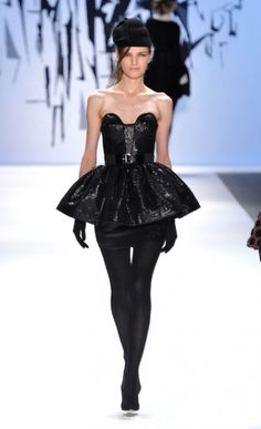 NYFW Fall 2012. Milly by Michelle Smith