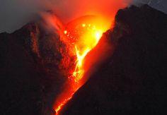 Красотата на вулкана / The beauty of the volcano