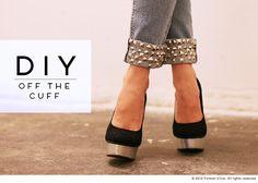 Refasion: Un DIY para pantalones Capri