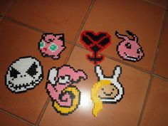 Hama Beads by CaptainAO on deviantart