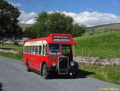Buses in the Yorkshire Dales