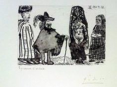 Tragicomedia de Calisto y Melibea conocida como La Celestina / Fernando de Rojas ; ilustrada por Pablo Picasso.-- Ed. especial