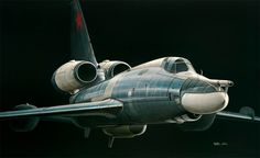 Military Jets, Military Weapons, Military Aircraft, Fighter Aircraft, Fighter Jets, Russian Bombers, Russian Jet, Mig 21, Airplane Design