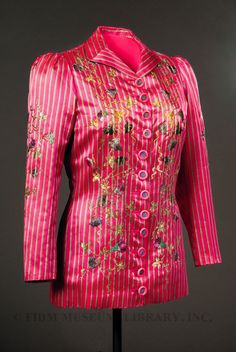 Evening jacket Fall/Winter 1939-40 Elsa Schiaparelli Museum Purchase: Funds provided by Barbara Bundy and Bloomingdale's