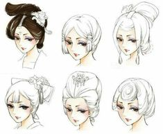 c Truy?n Tranh C?m Nh?n tóc - Trang 3 - M?c - Wattpad - Wattpad - Read V?n tóc from the story Tranh C?m Nh?t by Quyhtt (M?c) with 357 reads. Hair Reference, Drawing Reference Poses, Chinese Drawings, Chinese Art, Traditional Fashion, Traditional Chinese, Asian Hair, Dreadlocks, How To Draw Hair
