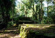 A l'intérieur de la cité perdue en Colombie