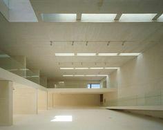 Museum & Research Centre Madinat Al Zahra - Nieto Sobejano Arquitectos Contemporary Architecture, Interior Architecture, Arch Interior, Interior Design, Ballet Studio, Architectural Materials, Research Centre, Design Museum, Filter
