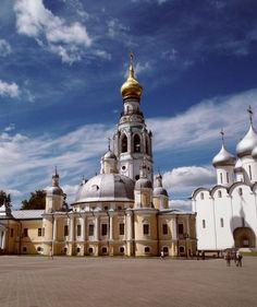 Russia, Vologda: Saint Sophia Cathedral