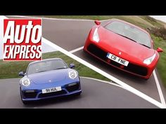 Ferrari 488 GTB vs Porsche 911 Turbo S: turbo supercars fight it out - WATCH VIDEO HERE -> http://bestcar.solutions/ferrari-488-gtb-vs-porsche-911-turbo-s-turbo-supercars-fight-it-out     The Ferrari 488 GTB is the first Ferrari with medium-speed turbocharger since the legendary F40 in the 80's. This is a strong pressure for a new Supercar, but the Fezzer crossed our first drive in Italy. So, what else could we do but face the Porsche 911 Turbo S incredibly fast? The...