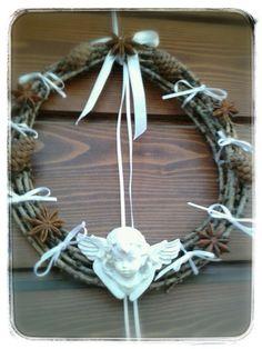 Le cose di Mirtilla : fuori porta natalizio con angelo