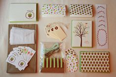 Delightful Distractions: Happy Fall! Gift Card & Tag Kit
