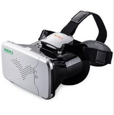 e960826d4bc6 RITECH III VR Virtual Reality 3D Glasses Headset RITECH III Rift Head Mount  Cardboard for 3.5-6 Phone+Bluetooth Remote Control