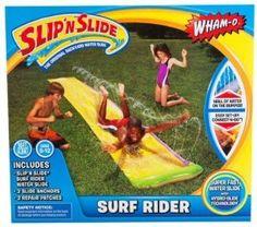 Wham-o Surf Rider Slip N Slide 16 Ft....  Order at http://www.amazon.com/Wham-Surf-Rider-Slip-Slide/dp/B004XHWGCQ/ref=zg_bs_toys-and-games_83?tag=bestmacros-20