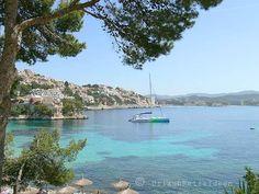 Cala Fornells, Majorca