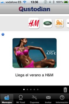 H, Llega el verano #MarketingMovil http://blog.es.qustodian.com/?p=2703
