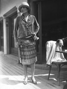 1920s city fashion photo by Seeberger Brothers