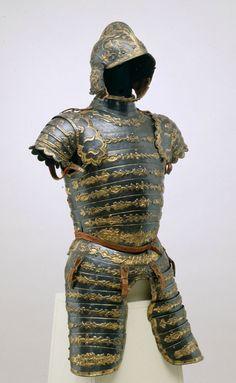 Italian Half-Armor, c. 1550