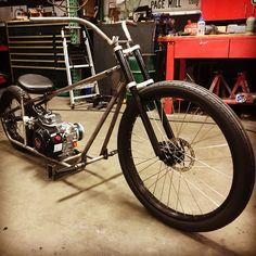 Custom Big wheel Minibike Mini Chopper