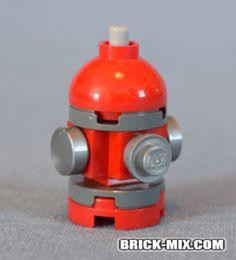LEGO fire hydrant || MOC