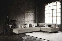 SANDERS Modular sofa by Ditre Italia design Stefano Spessotto, Lorella Agnoletto