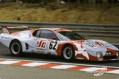 #62 Charles Pozzi/JMS Racing Ferrari 512 BB: Jean-Claude Andruet, Spartaco Dini at 24 Hours of Le Mans