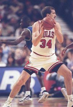 Chicago Bulls - Bill Wennington : 1993-1999