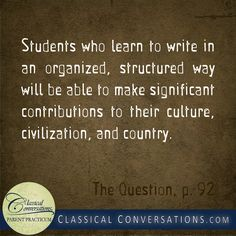 #homeschool #thequestion