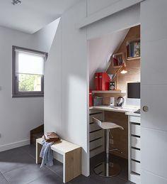 5 Id Es Pour Am Nager Un Bureau Dans Un Petit Espace Frenchyfancy Interiors Pinterest