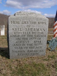 """""""fell by the hand of the savage"""" Round Bottom Cemetery Coal Run, Ohio USA. Cemetery Monuments, Cemetery Headstones, Old Cemeteries, Cemetery Art, Graveyards, Tombstone Epitaphs, Unusual Headstones, Famous Tombstones, Graven Images"""