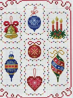 Thrilling Designing Your Own Cross Stitch Embroidery Patterns Ideas. Exhilarating Designing Your Own Cross Stitch Embroidery Patterns Ideas. Cross Stitch Christmas Ornaments, Xmas Cross Stitch, Christmas Embroidery, Cross Stitch Charts, Cross Stitch Designs, Cross Stitching, Cross Stitch Embroidery, Embroidery Patterns, Cross Stitch Patterns