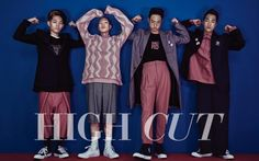 HYUKOH - High Cut Magazine Vol.155