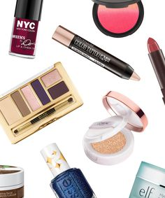 New Drugstore Beauty Products   The new drugstore beauty products our editors are hooked on. #refinery29 http://www.refinery29.com/new-drugstore-makeup-products