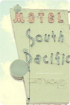 South Pacific Motel, Biscayne Blvd., Miami